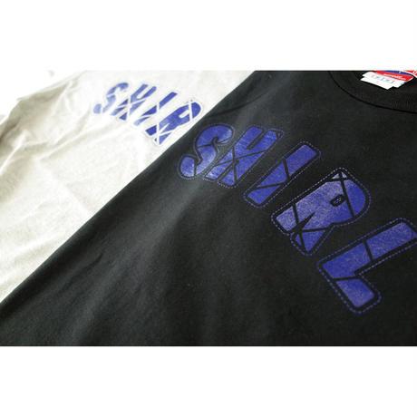 限定数量 チャンピオン BLUE ARCH LOGO SS T-SHIRTS [CHAMPION 7oz] SS T-SHIRTS  (BLACK)(SH201209BLK)