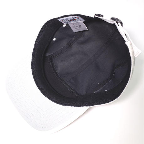REFLECTOR ARCH LOGO SPRING CORDUROY COMFORT-5 CAP (WHITE) made in japan (SH170109WHT)