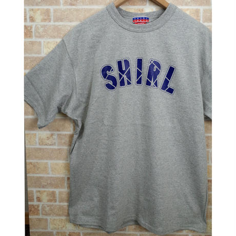 SOLD OUT !限定数量 チャンピオン BLUE ARCH LOGO SS T-SHIRTS [CHAMPION 7oz] SS T-SHIRTS  (SH201209GRY)