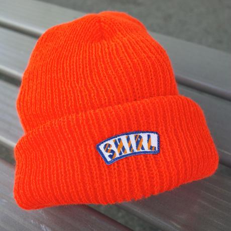 Stripe Arch Flash Watch cap  (Flash Orange) SH180613ORG