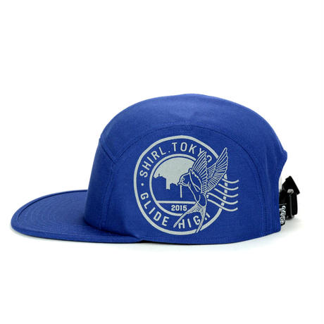 STAMP COMFORT-5 CAP (BLUE) made in japan / (SH150101BLU)