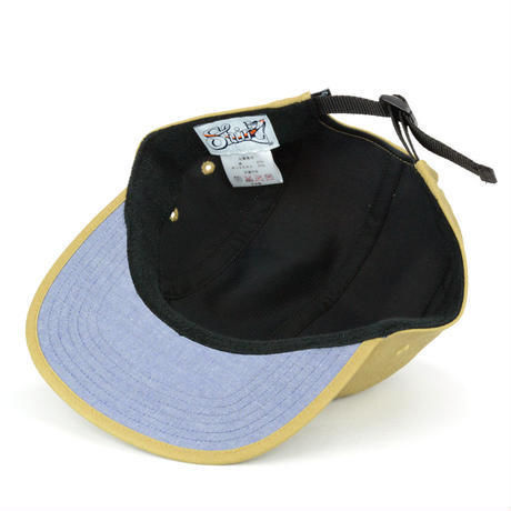 SQUARE COMFORT-5 CAP UPDATE (BEIGE) made in japan(SH190103BEG)