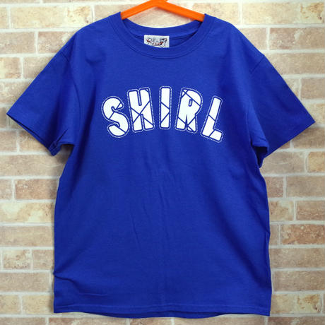 [キッズサイズ] STITCH ARCH  LOGO S/S T-SHIRTS (ROYAL BLUE)(SH191213KBL)