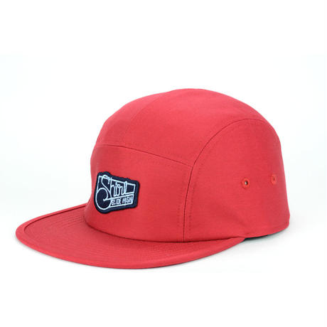SQUARE COMFORT-5 CAP (RED) made in japan(SH150103RED)