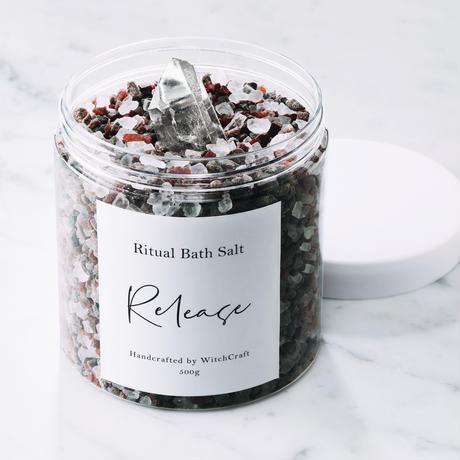 Release / Ritual Bath Salt