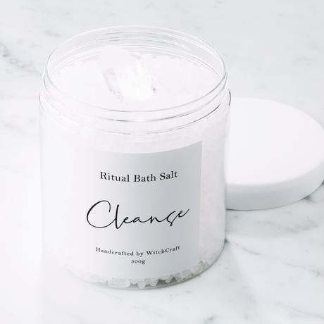 Cleanse / Ritual Bath Salt