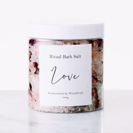 Love / Ritual Bath Salt