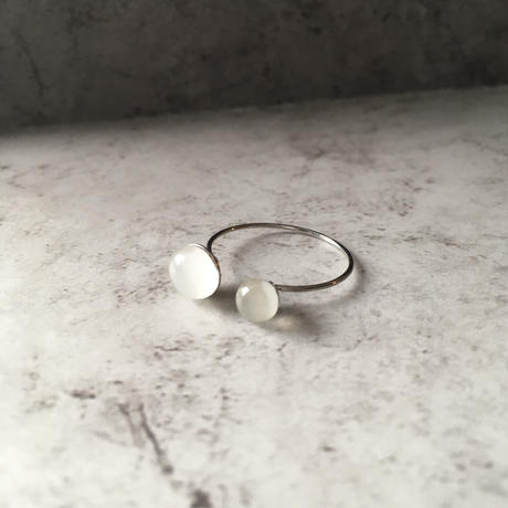 w glass fine ring