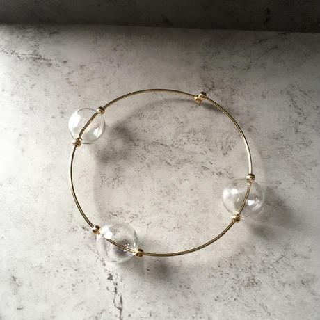bubble  bangle (gd