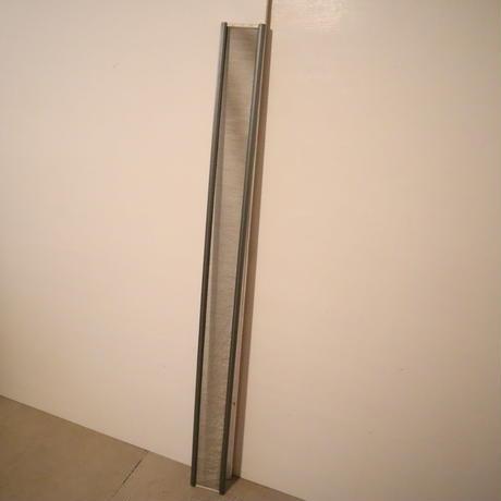 P017【USED】<INOX>ステンレス筬 40羽cm 内寸120cm