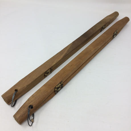E019【USED】張手 はりて 刷毛染め用 2本組 48cm