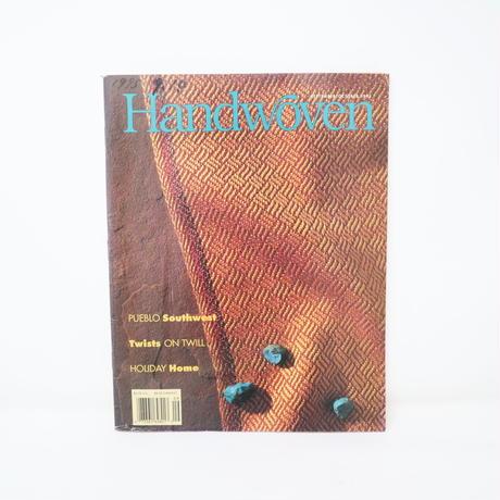 【古本】B2_168 HANDWOVEN September / October 1995