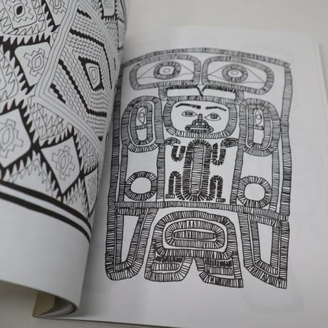 【古本】B2_287 Northwest  Indian DESIGNS