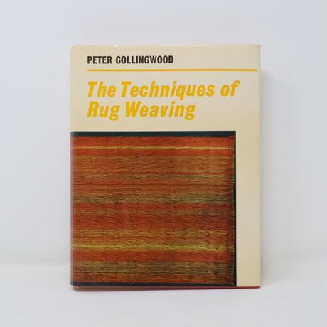 【古本】B3_018 Techniques of Rug Weaving /Peter Collingwood /Watson-Guptill