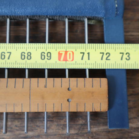 N049【USED】<TOIKA>トイカ 荒筬 内寸720cm