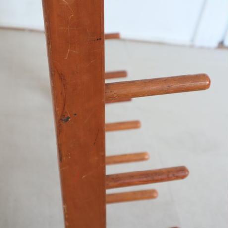 R034【USED】大型整経台 高さ138cm