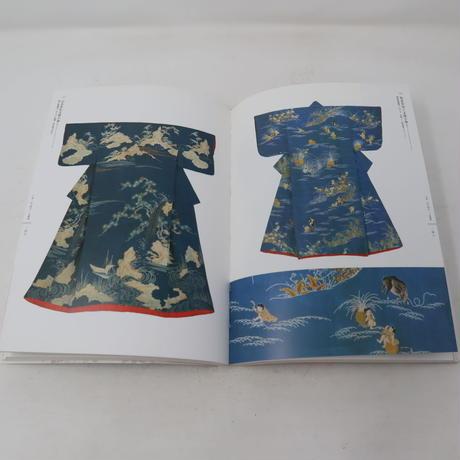 【古本】B3_012 京の小袖-デザインにみる日本のエレガンス /京都文化博物館 /毎日新聞社