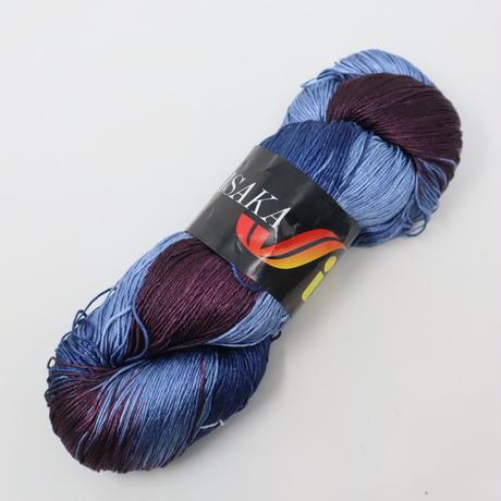 【糸】E035 絹糸 ISAKA シルク 98g