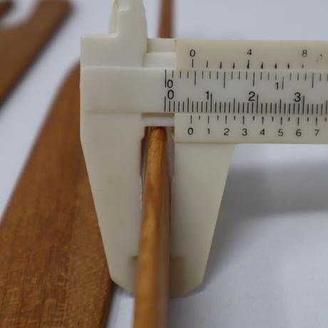 M054【USED】フラットシャトル 45cm1本、36cm2本   3本おまとめ