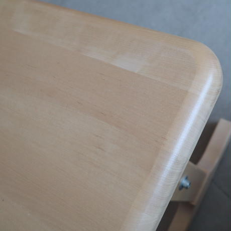 R017【USED】〈TOIKA〉機織り用椅子 高さ59㎝ 座面 30×50㎝