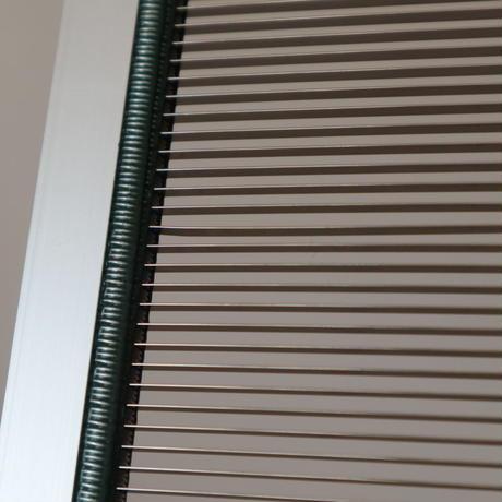 R012【USED】<東京手織> ステンレス筬 40羽 内寸65㎝