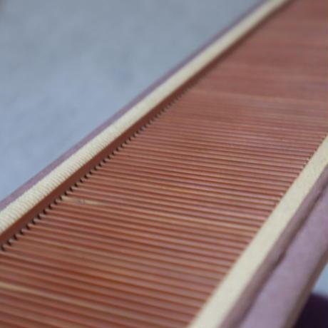 R008【USED】竹筬 鯨寸15羽 内寸87.3㎝