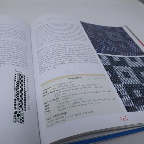 【古本】B2_42  The Big Book of Weaving  Handweaving in the Swedish Tradition  /  Laila Lundell