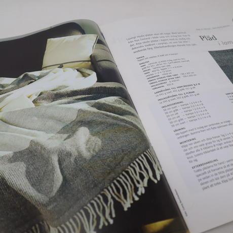 【古本】B2_281 Vav Magasinet VÄVMAGASINET NR3  2003 日本語訳小冊子付