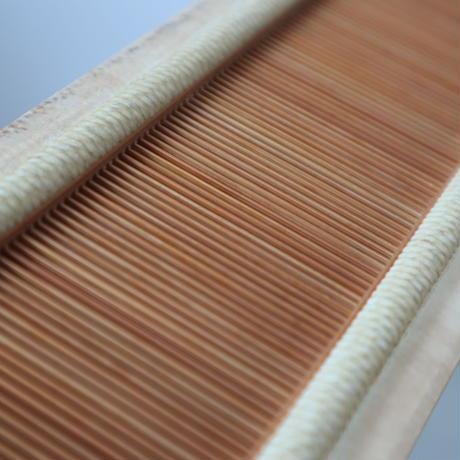 R073【USED】竹筬 鯨寸 20羽 内寸48㎝