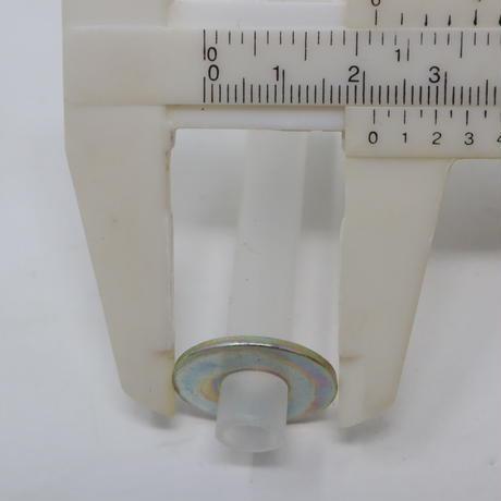 R039【USED】<さをり>耳付き ボビン 15cm 8本
