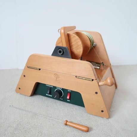 T007【USED】<ashford> アシュフォード 電動スピナー