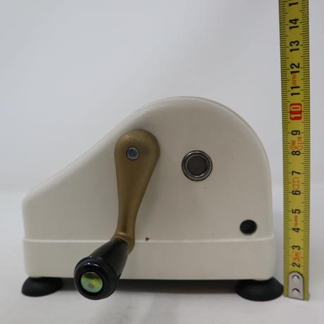 N036【USED】ポータブル生地カッター 布切り機 BLISS ブリス 説明書付 アメリカ製