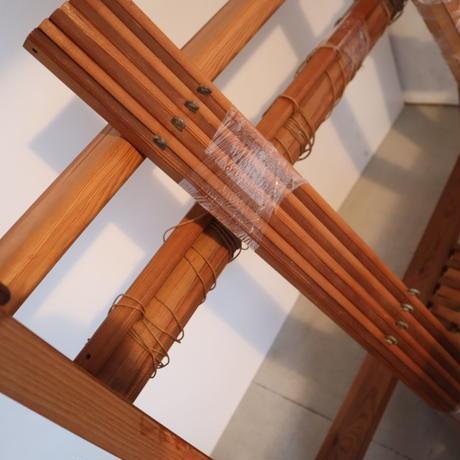 R072【USED】Glimakra社 グリモクラ IDEAL 織幅100cm  踏木6枚 4枚綜絖(糸綜絖)