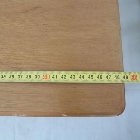 P093【USED】機織り用椅子 高さ51㎝