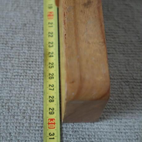 T018【USED】機織り用椅子 高さ変更可能 幅60cm