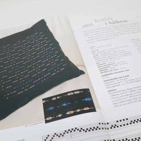 【古本】B2_277 Vav Magasinet VÄVMAGASINET NR3 2002 日本語訳小冊子付