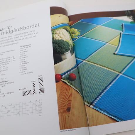 【古本】B2_272 Vav Magasinet VÄVMAGASINET NR2 2001 英訳小冊子付