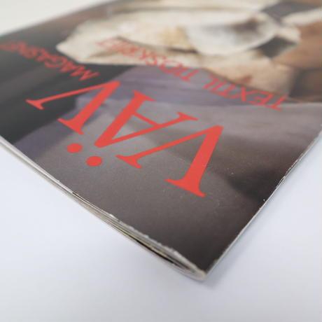 【古本】B2_156 Vav Magasinet VÄVMAGASINET NR4 2012 日本語訳冊子付