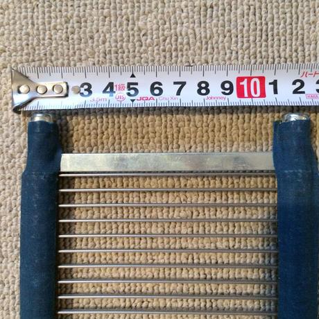 D006【USED】TOIKA 金筬 内寸58cm 15羽