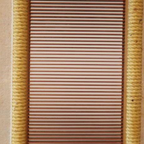 T060【USED】竹筬 鯨寸20羽  内寸102㎝