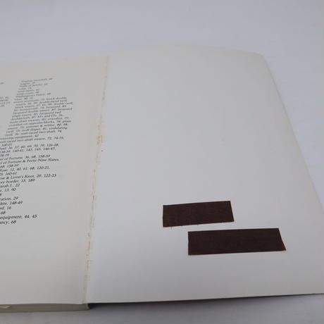 【古本】B2_53  American Woven Coverlets / Carol Strickler
