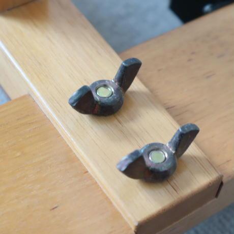 R084【USED】<東京手織> かせかけ 回転計付き