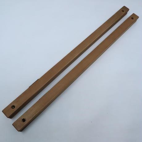 T049【USED】張手 はりて 刷毛染め用 2本組 47cm  44穴