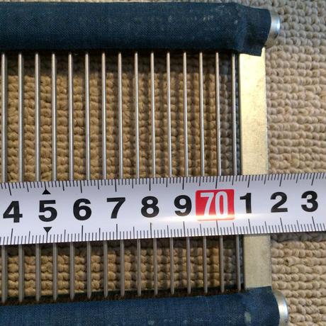 D005【USED】TOIKA 金筬 内寸70cm 20羽