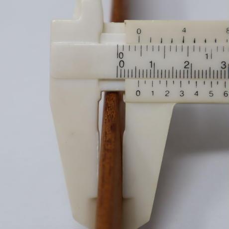 M055【USED】フラットシャトル 46cm 2本