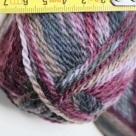 【糸】E068 <Ashford> アシュフォード テカポ 8ply ウール100% 5個セット