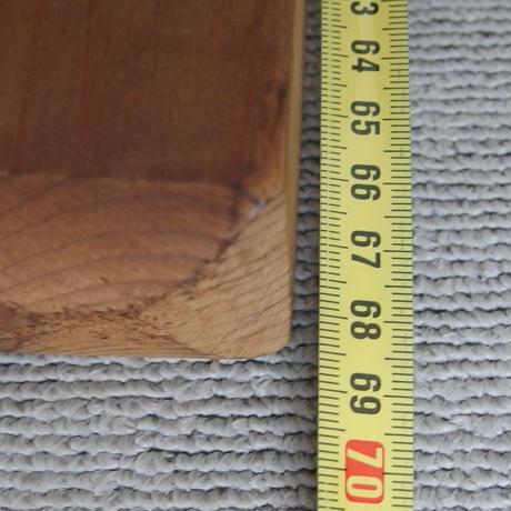 N066【USED】北欧機織 ノルウェー製 織幅65cm 卓上織機 4枚糸綜絖 4-shaft loom made by Jens Nordkvelle in Kvelde