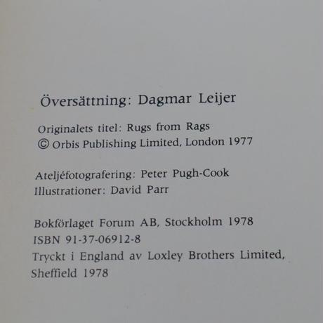 【古本】B3_023 Trasmattor /Hinchcliffe, John - Jeffs, Angela - Leijer, Dagmar - Parr, David