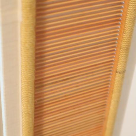 T061【USED】竹筬 鯨寸14羽  内寸100㎝