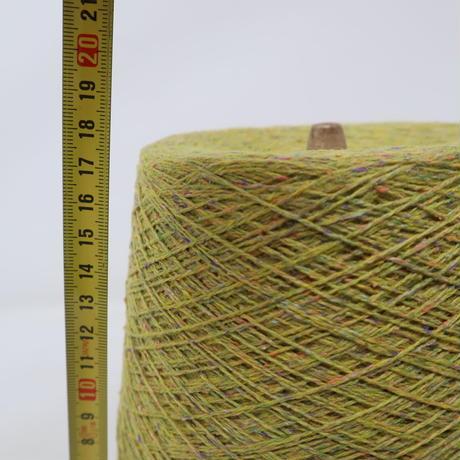 【糸】E063 三葉トレーディング社 カリヤスウールネップ  803g(コーンの重さ込み)